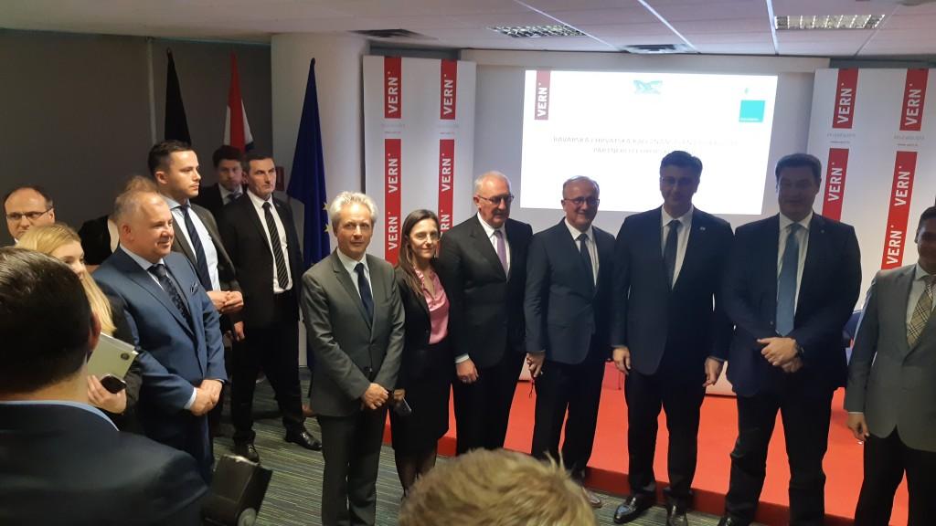 Okrugli stol Bavarska i Hrvatska kao znanstvena odredišta – partneri u Europskoj uniji