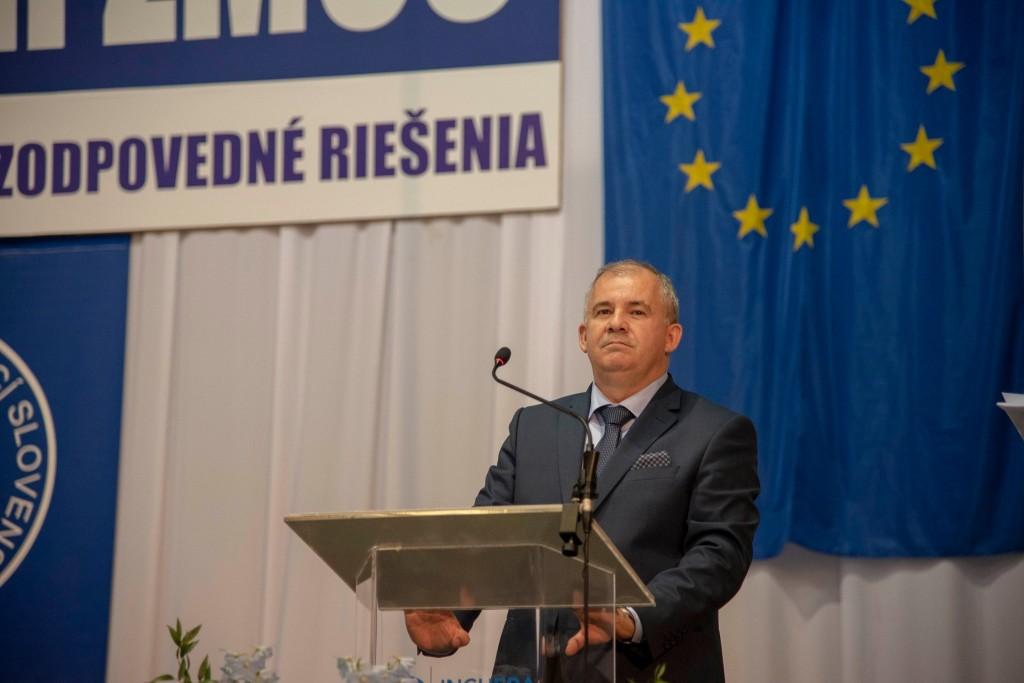 Baričević na godišnjoj Skupštini Slovačke zajednice mjesta i općina u Bratislavi