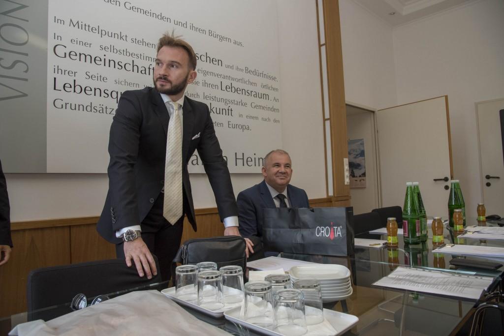 Dogovorena zajednička suradnja između Hrvatske zajednice općina i Austrijske udruge općina