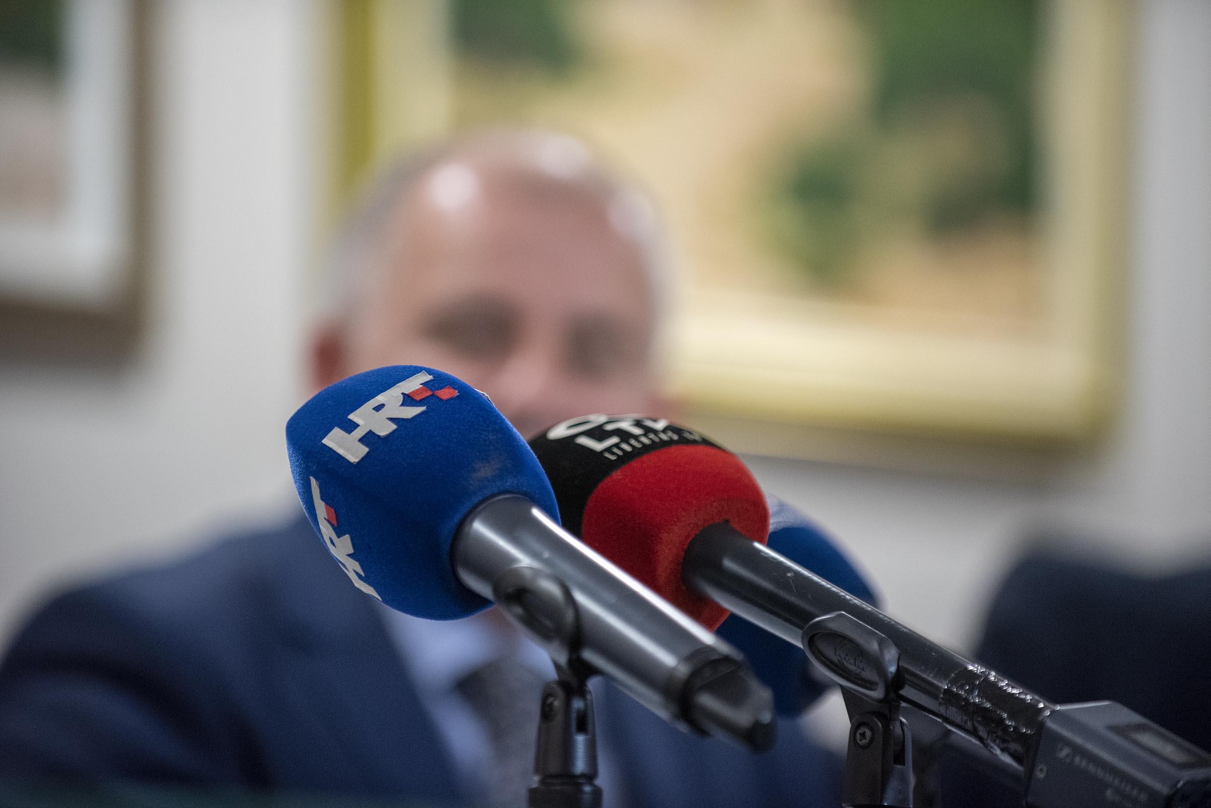 Održan sastanak i konferencija za medije u Općini Konavle