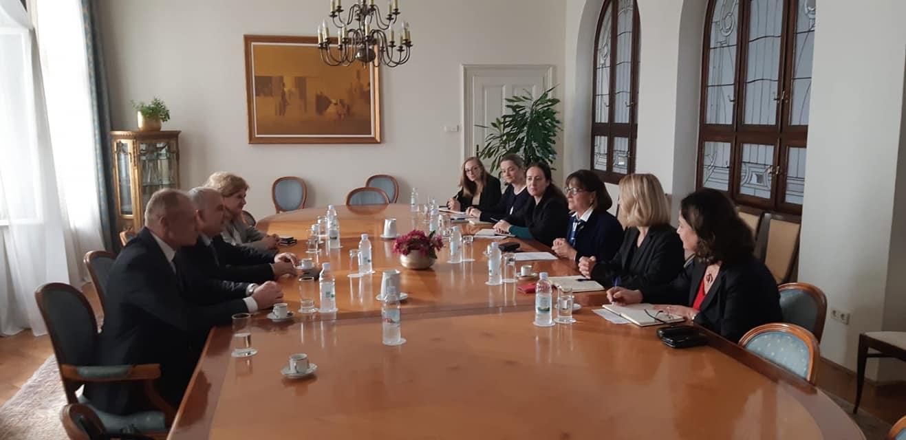 Hrvatska zajednica općina jača svoj položaj unutar Europe i šire te postaje prepoznatljiv međunarodni partner
