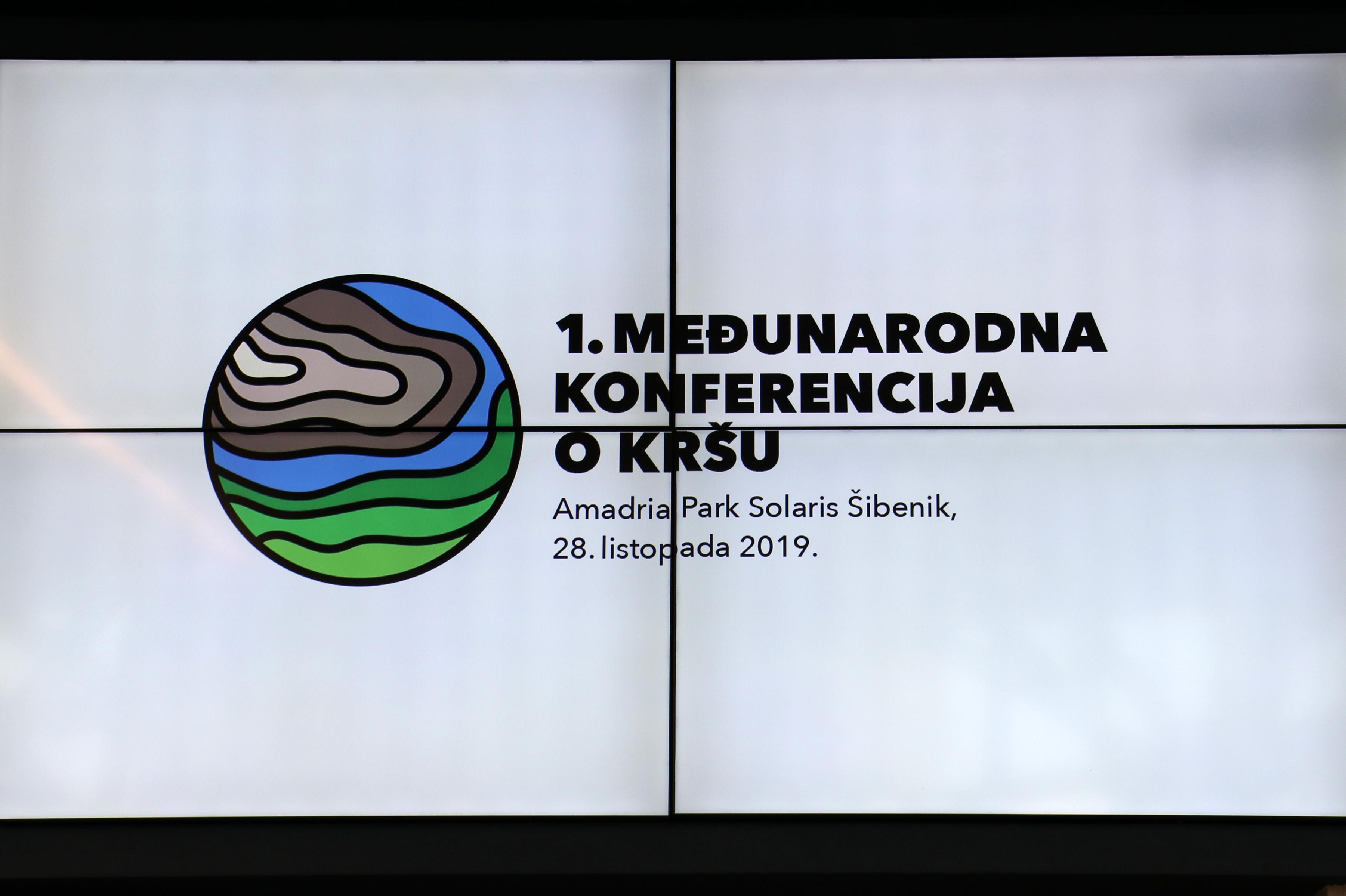 Projekt Krš – Prva međunarodna konferencija o kršu