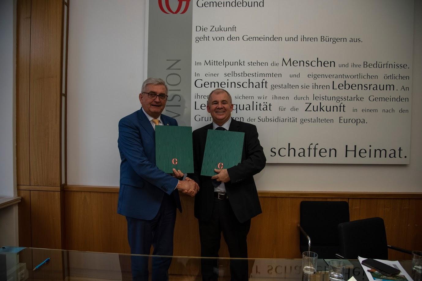 Baričević: Sporazum s Austrijancima predstavlja krucijalan korak za Republiku Hrvatsku i razvoj hrvatske lokalne samouprave
