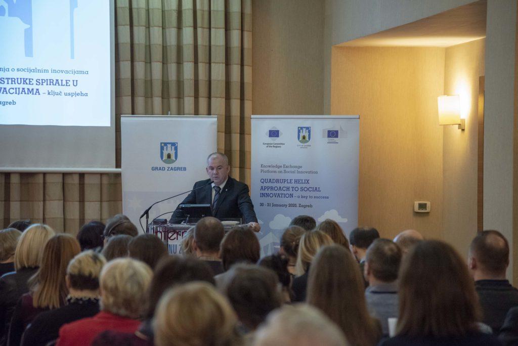 Otvorena međunarodna konferencija Knowledge Exchange Platform on Social Innovation