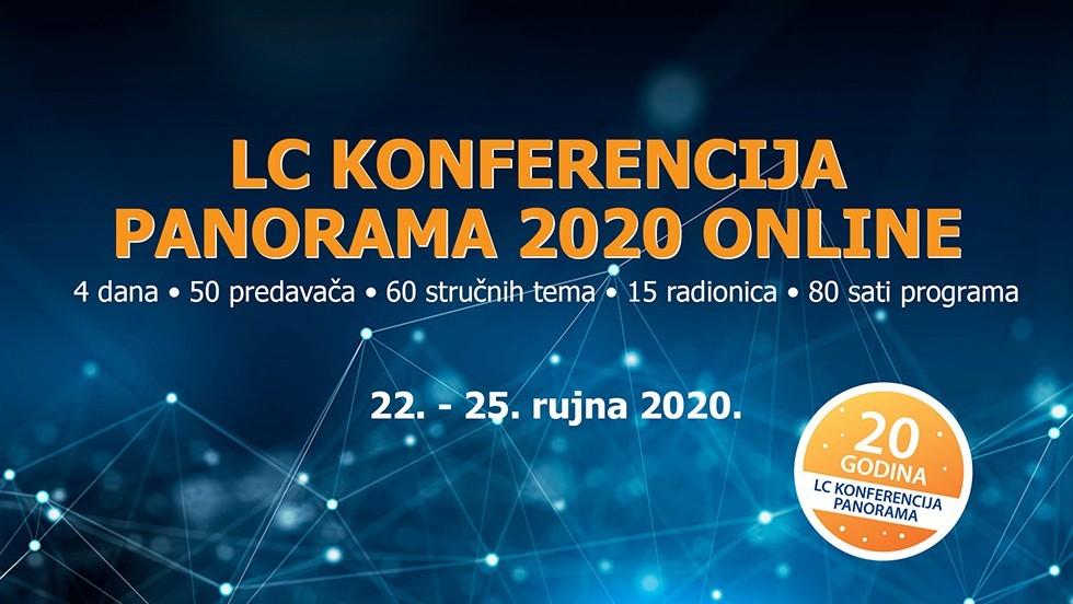 11. Savjetovanje pročelnika JLP(R)S – Rješenja za efikasniju samoupravu u sklopu LC Konferencije Panorama 2020 online i 2. Susret pravnika u JLP(R)S u sklopu LC Konferencije Panorama 2020 online