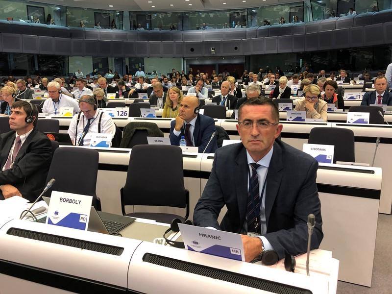 140. plenarna sjednica u Briselu